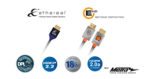 18Gbps Cable HDMI 2.0a Metra Home Theater by AV Consultant (Int'l) Ltd